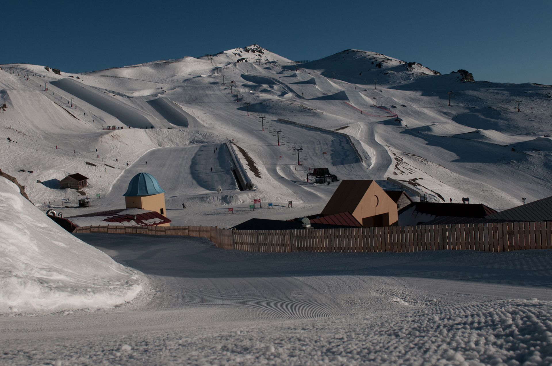 Cardrona Alpine Resort Base