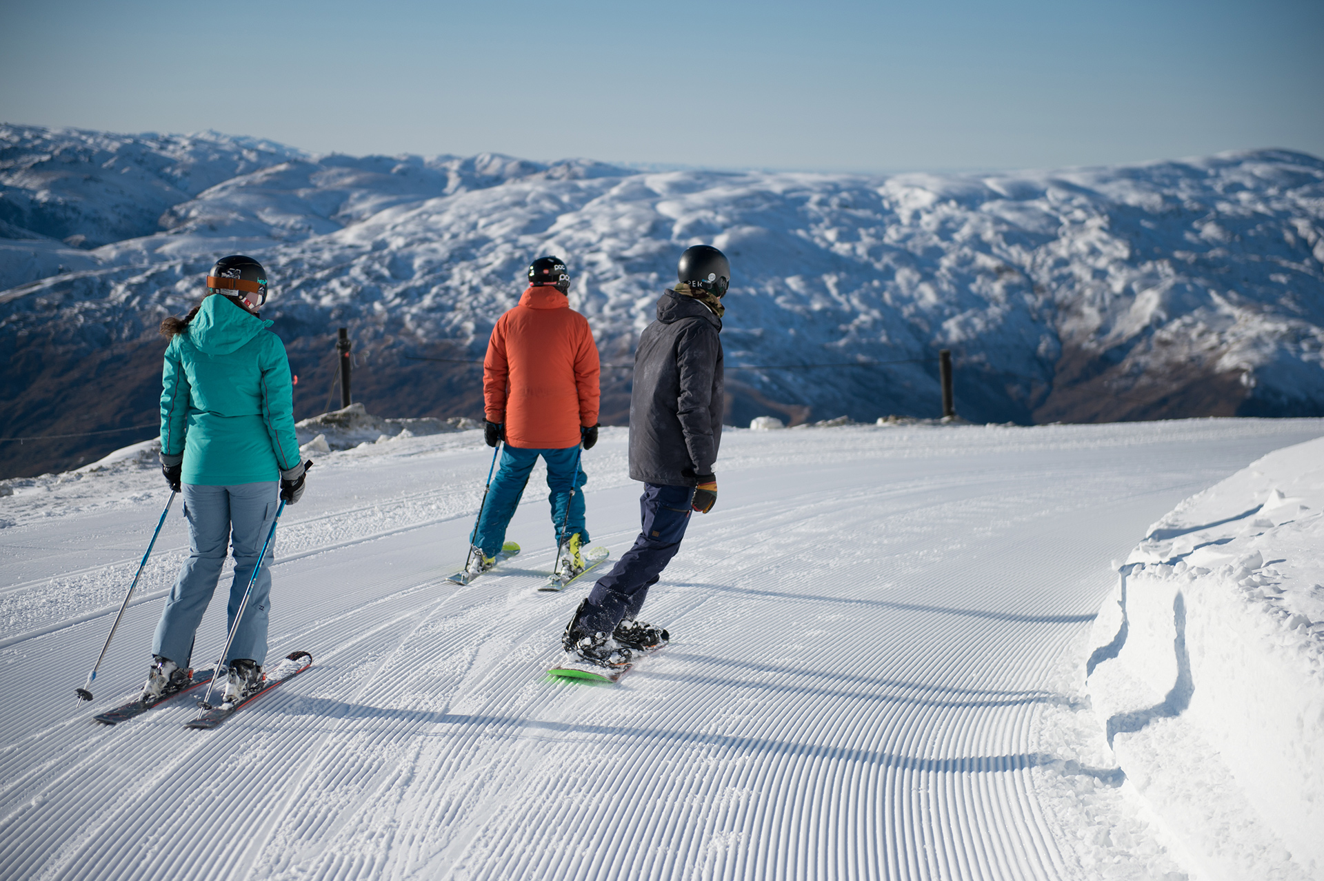 Mountain Info Winter Stats Amp Facts Cardrona Nz