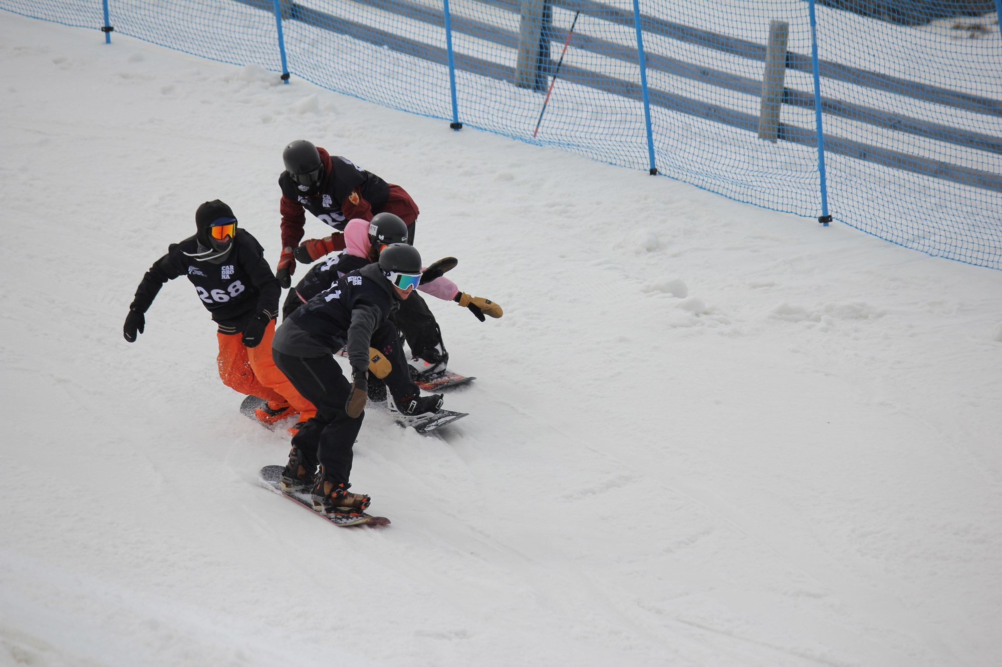 Cardrona Gravity Cross College