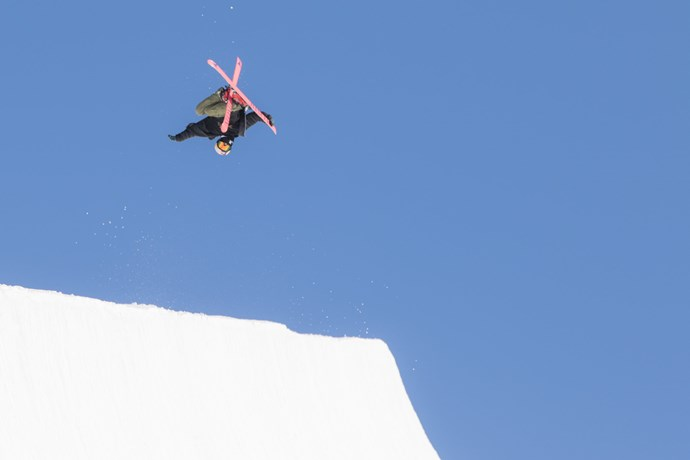 Cardrona Nico porteous olympic super pipe Newzealand skiing Skiing new zealand