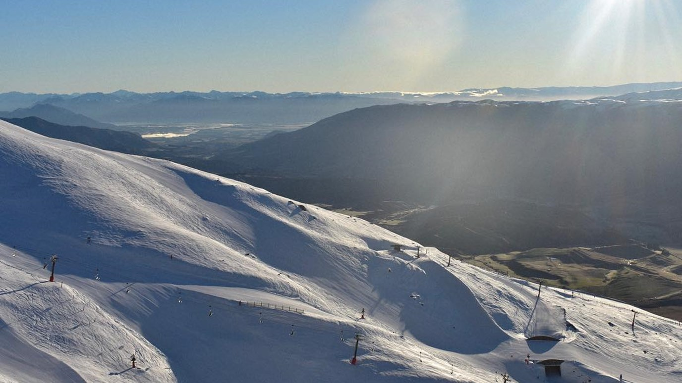 Cardrona - new zealand skiing - queenstown activities