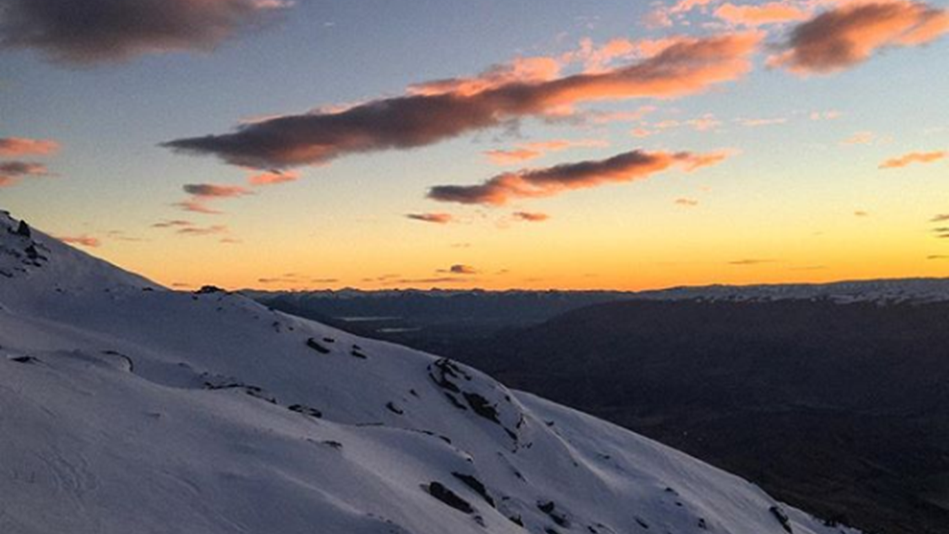 cardrona - Sunrise Wanaka - Skiing in wanaka -