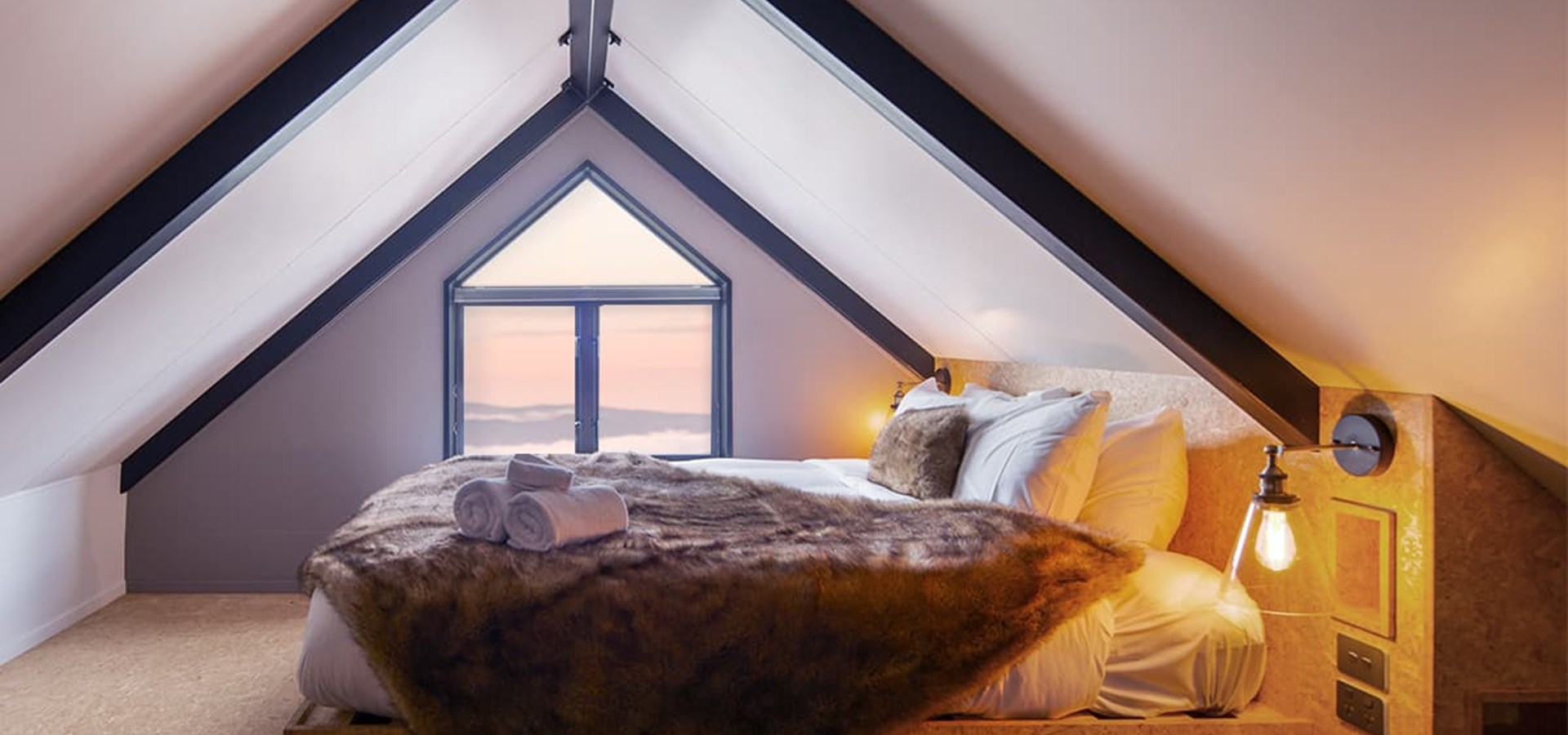 Cardrona Winter Accommodation Stay Snow Mountian  New Zealand