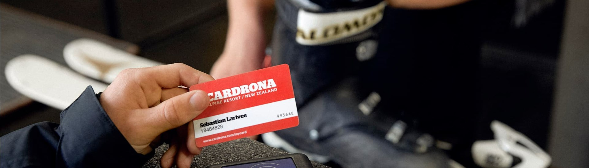 Cardrona ski snowboard rental lessons New Zealand
