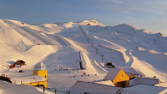 Snow Report   Cardrona NZ