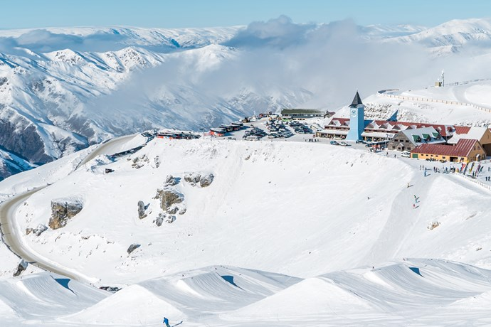 Cardrona Alpine Resort New Zealand
