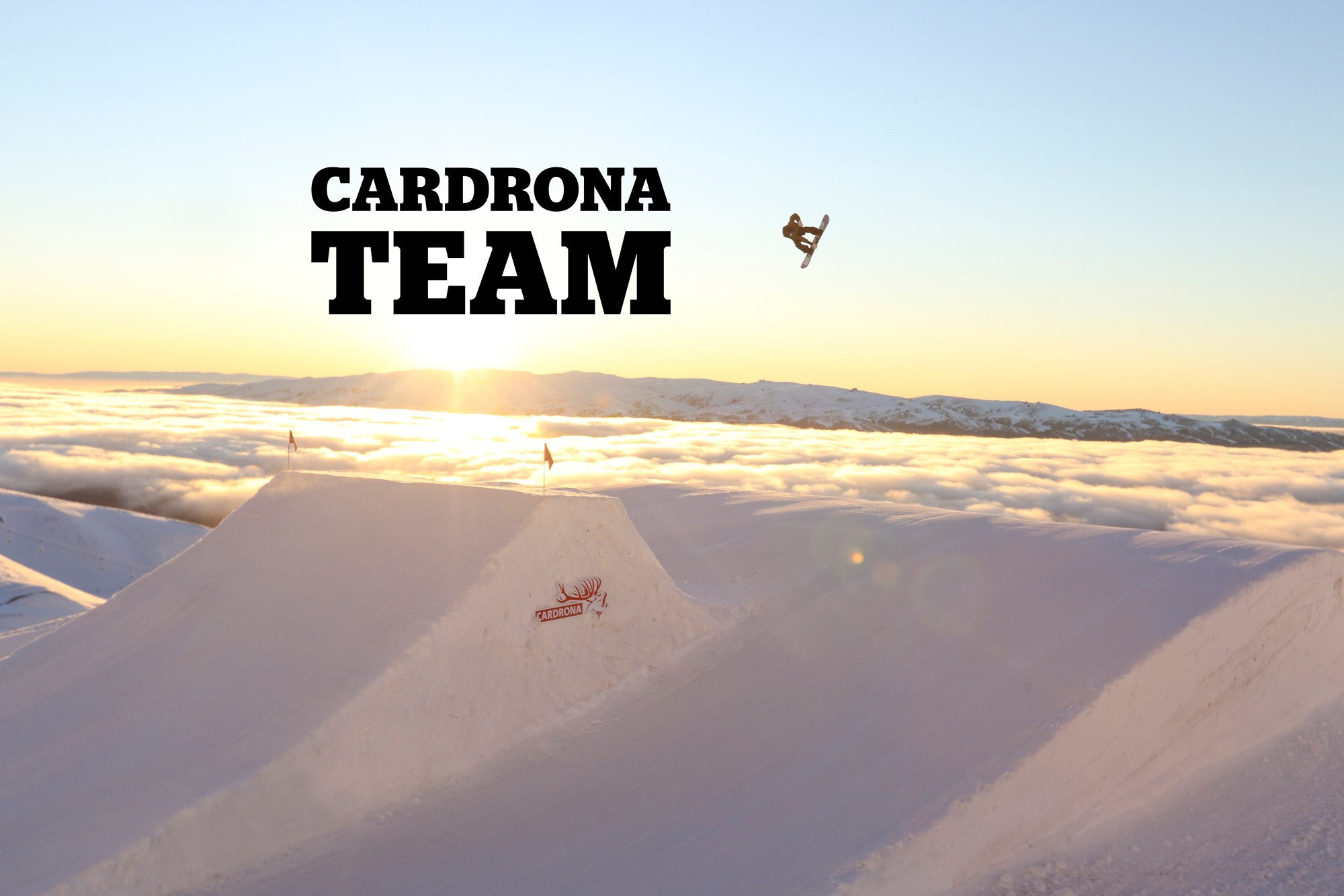 Cardrona Alpine Resort Team