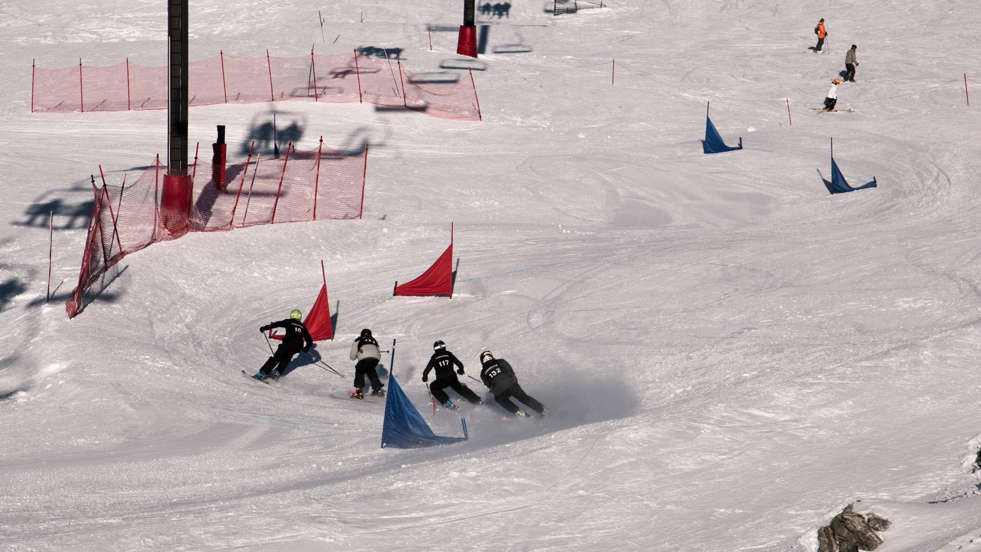 Cardrona Gravity Cross Ski