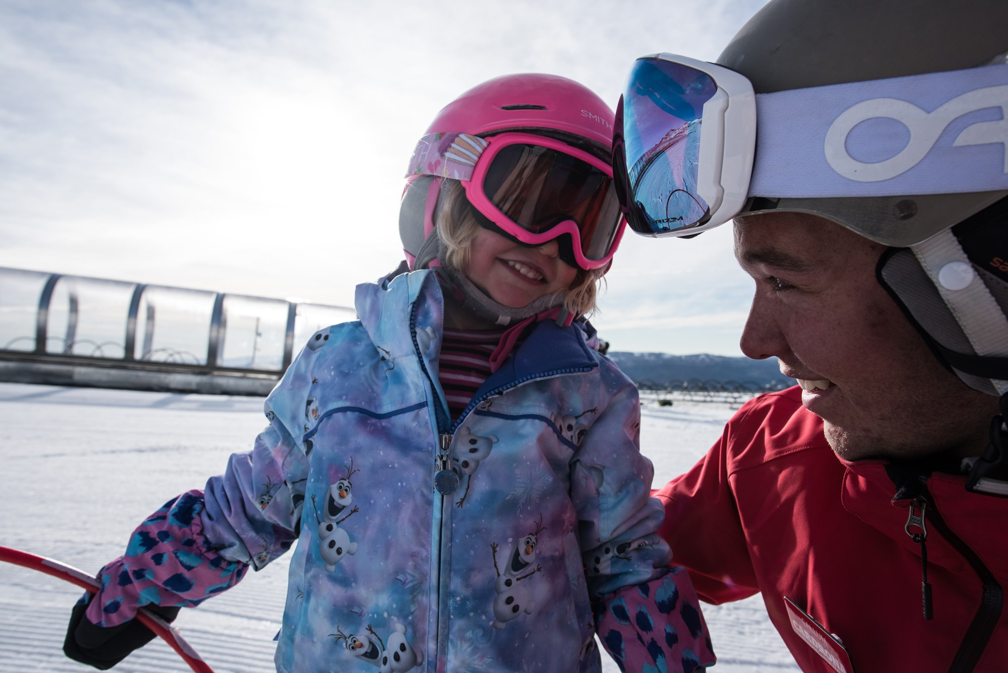 Under 5 Ski Lessons at Cardrona Alpine Resort