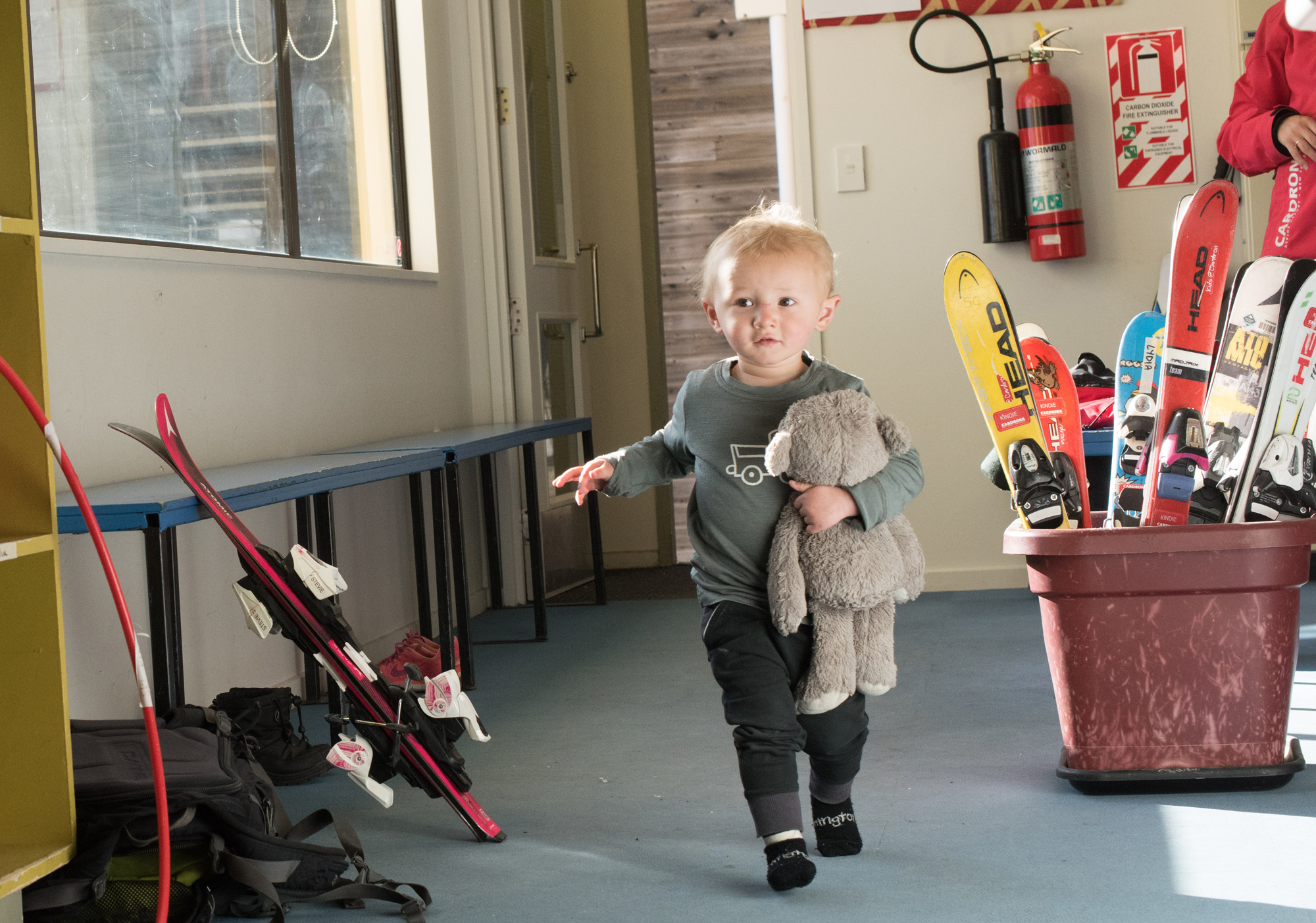 Ski Kindy Cardrona Alpine Resort Childcare