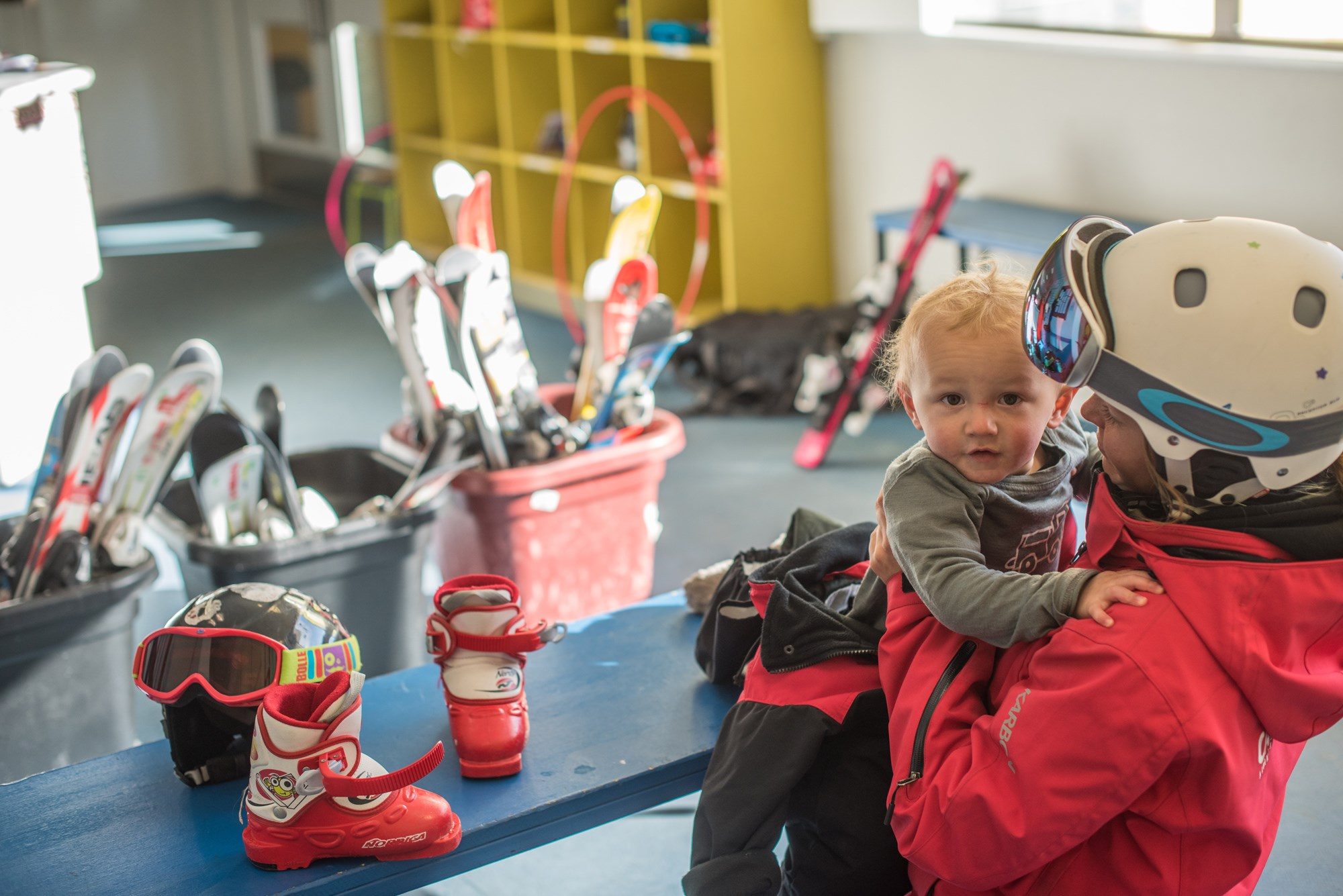Kindy Childcare at Cardrona Alpine Resort