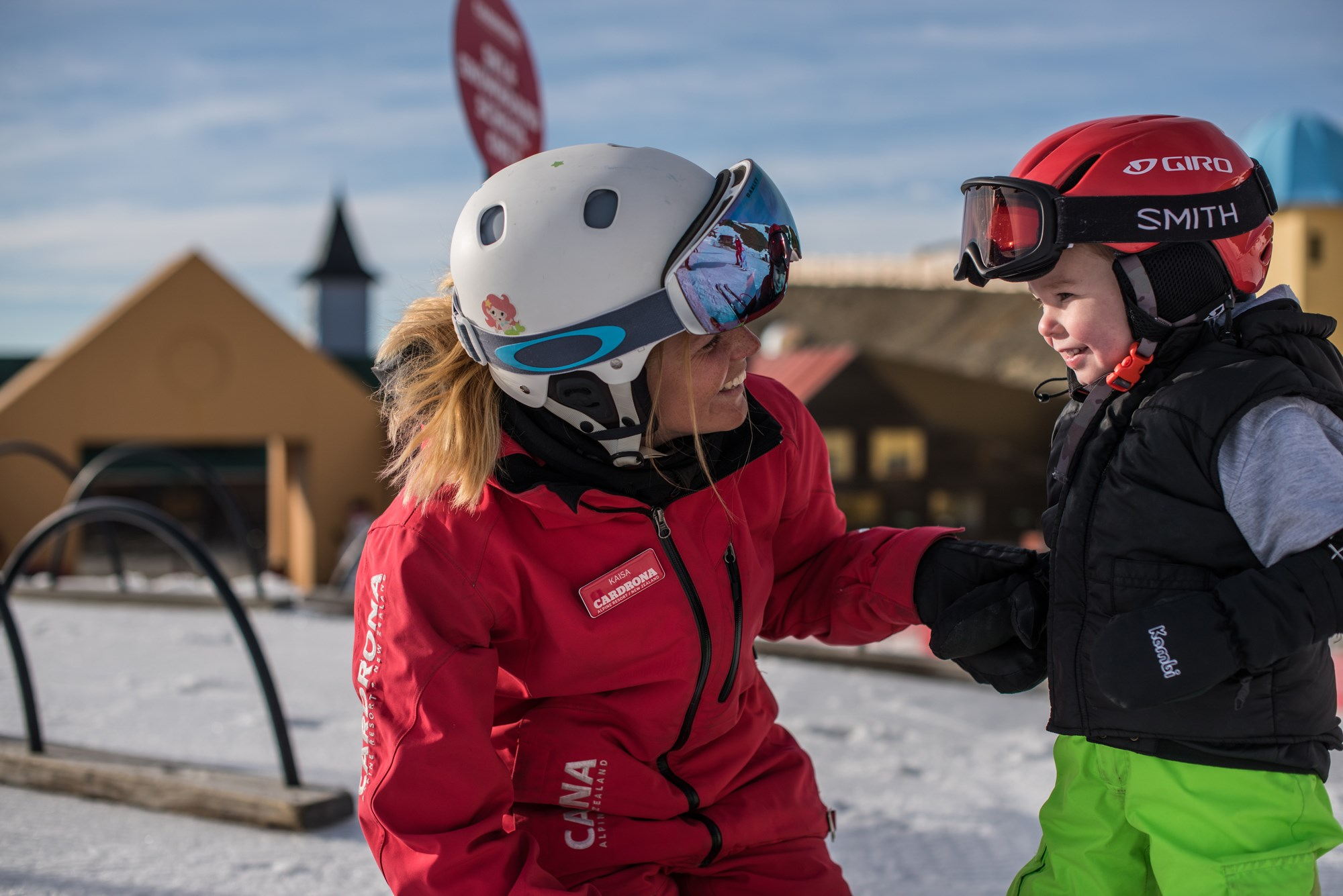 Cardrona Alpine Resort Kindy Ski Lessons