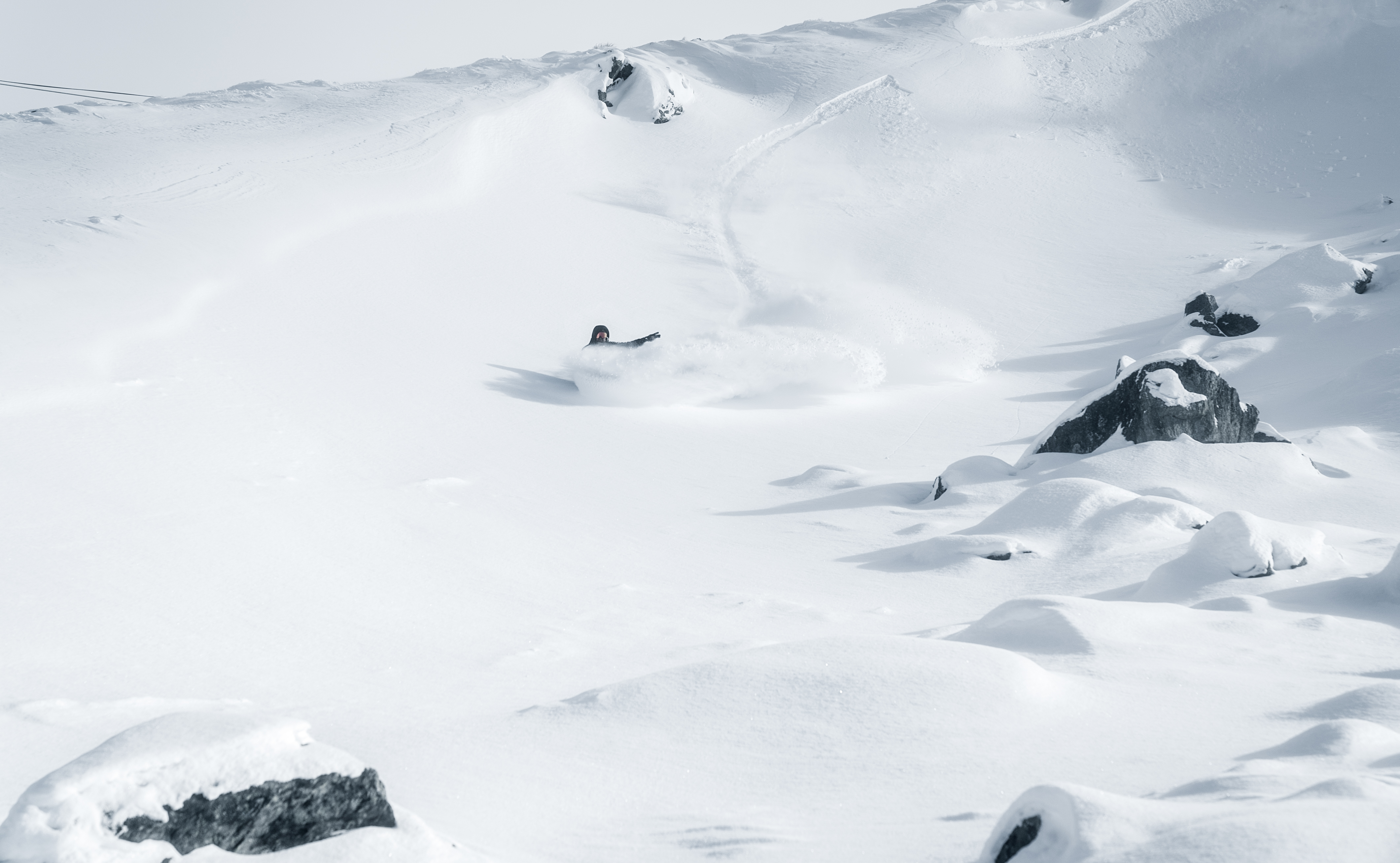Cardrona P Digsss Shapeshifter Pow big mountain
