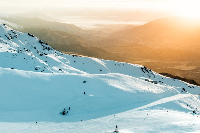 Cardrona Ski Resort - ski New Zealand - ski Wanaka