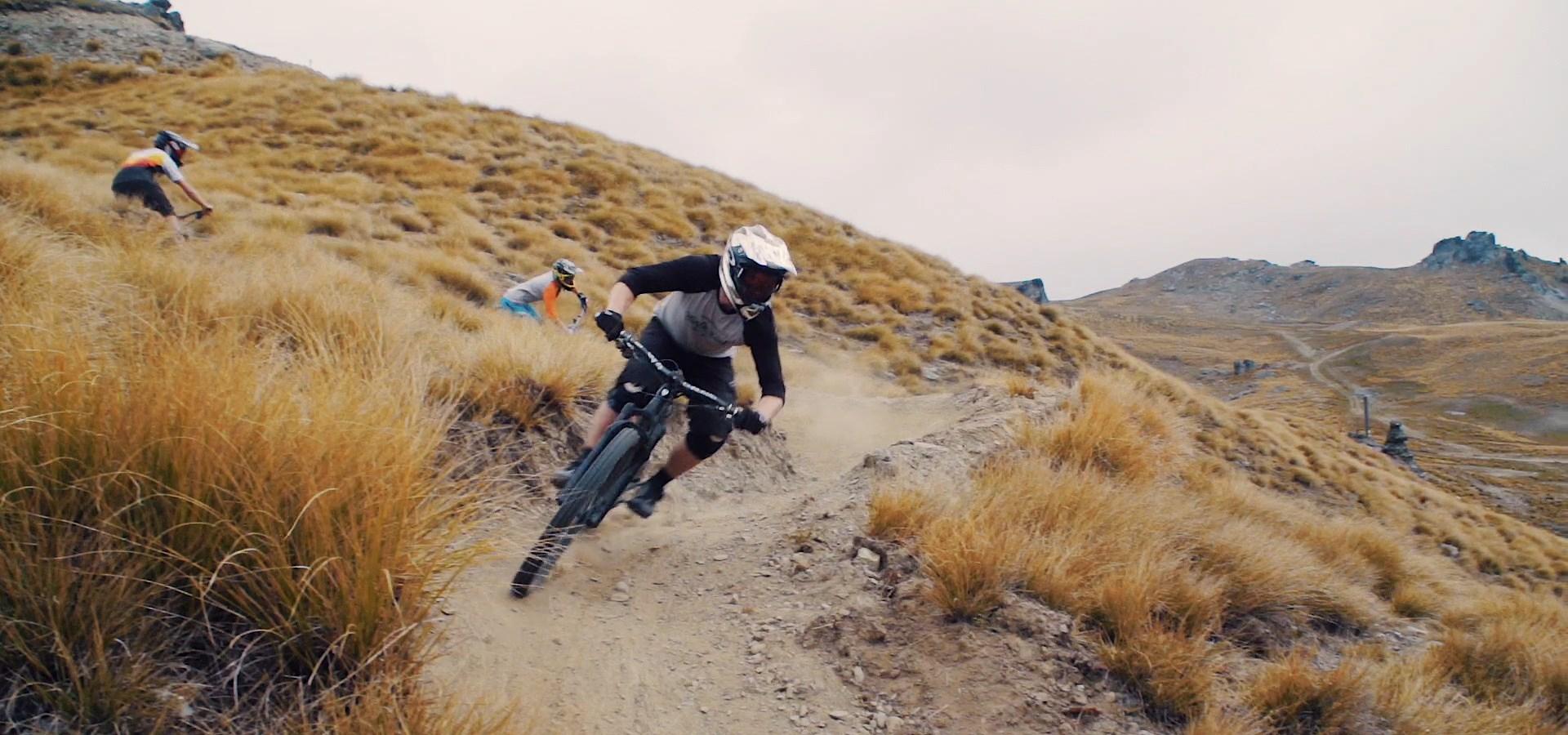 0304c68f217 Mountain Biking in NZ's Highest Bike Park   Cardrona NZ