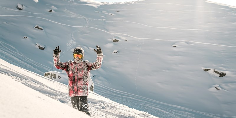 Cardrona New Zealand Snowboarding best snow