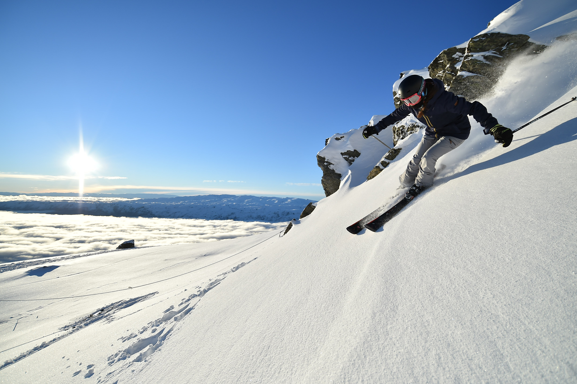 cardrona-advanced ski lessons-adult ski lessons- big mountain - expert