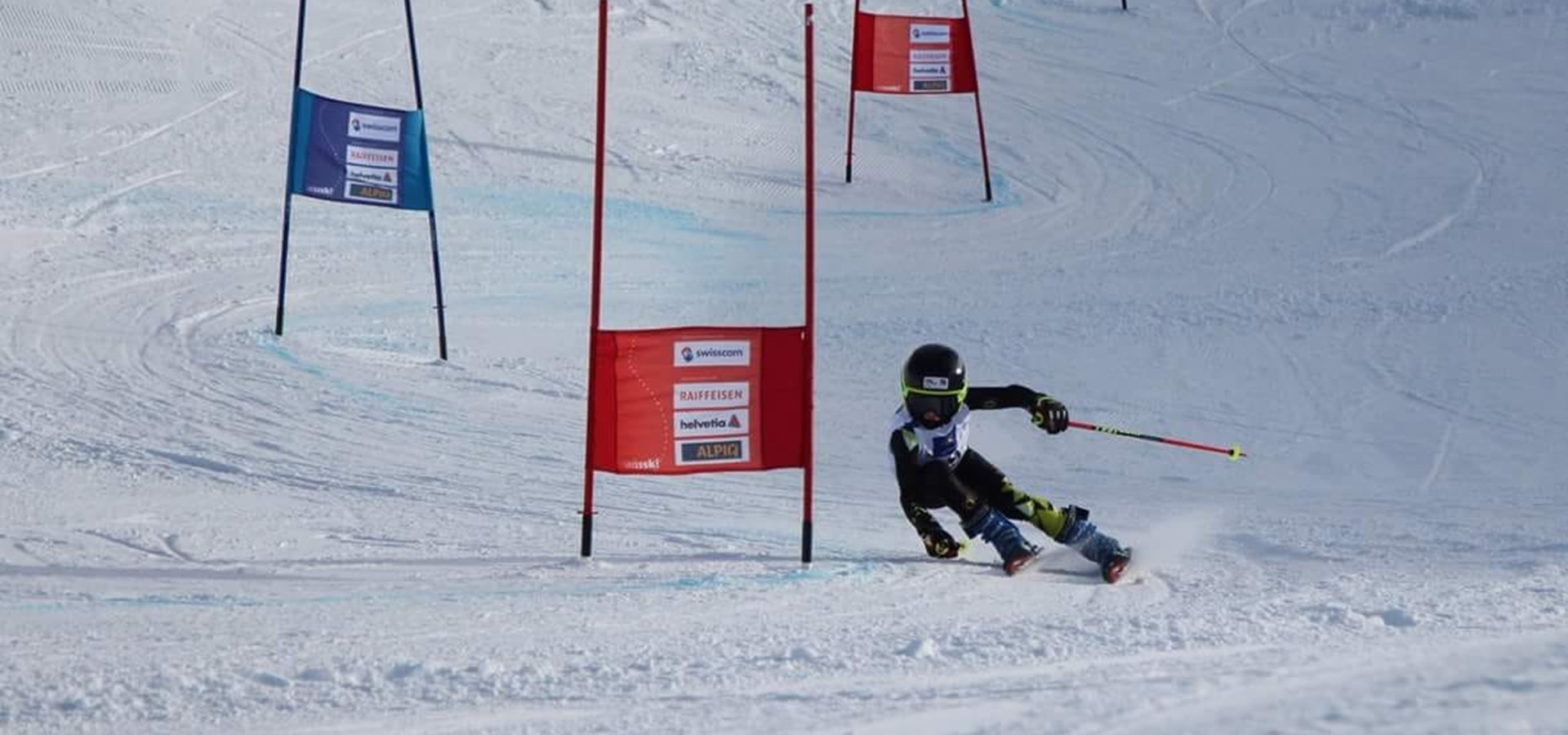 youth ski racer cardrona Jarred Ferguson