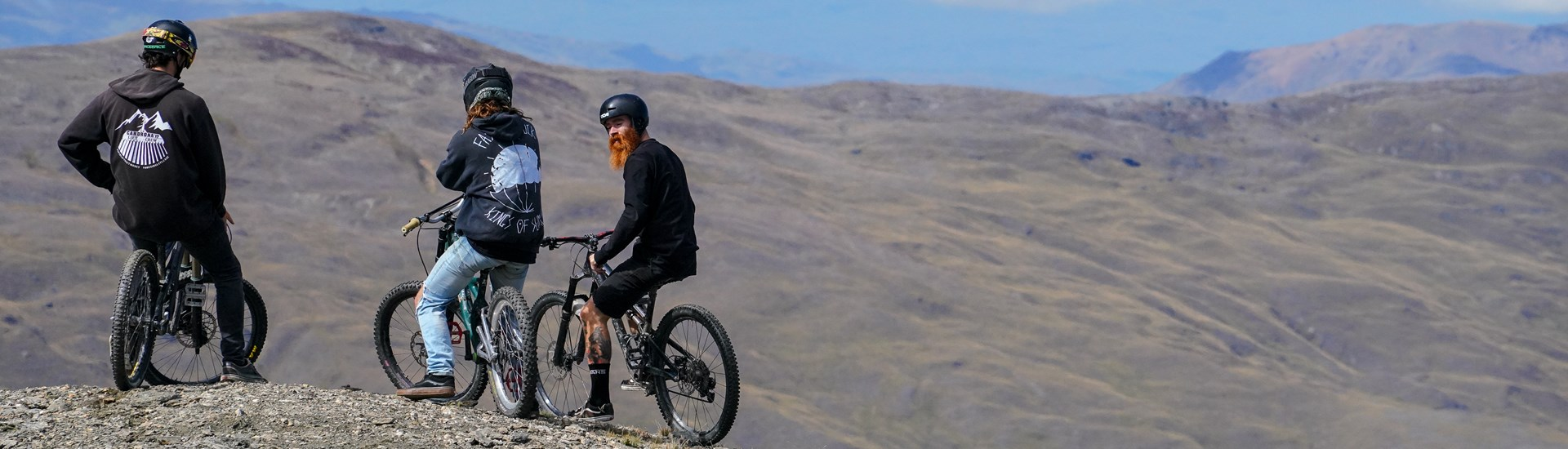 cardrona mountain bike park bikers TGIF