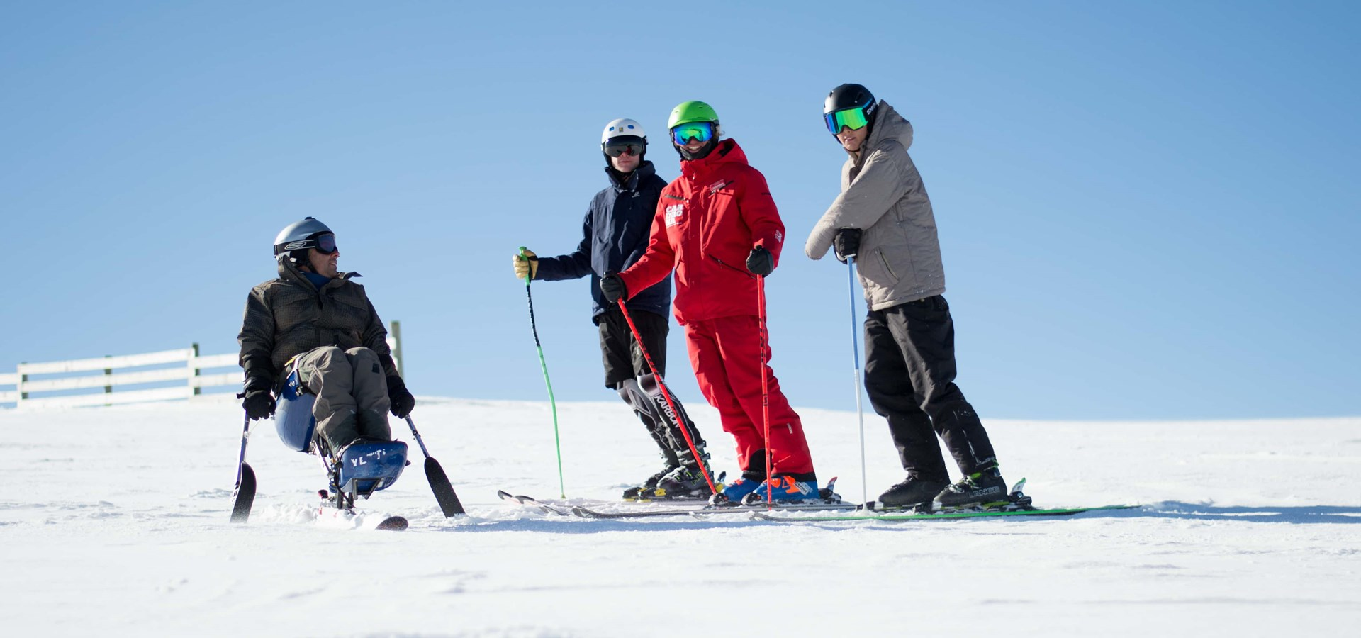 Cardrona Snow Sports lessons New Zealand Winter